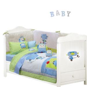 6397 ΣΕΤ ΣΕΝΤΟΝΙΑ BABY DREAM EMBROIDERY