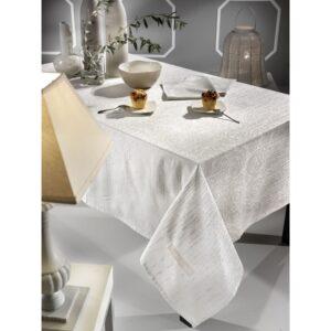 Τραπεζομάντηλο TEXTURE LINEN  jacquard cotton GUY LAROCHE