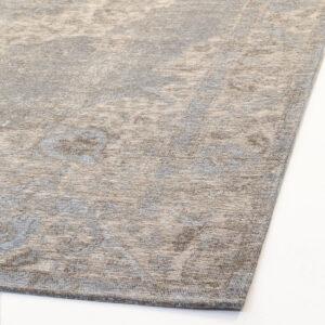 Βαμβακερό Χαλί Carlucci Celine Blue