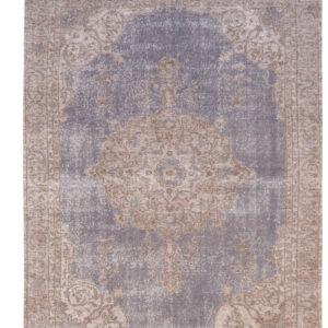Βαμβακερό Χαλί Carlucci Fidela Blue