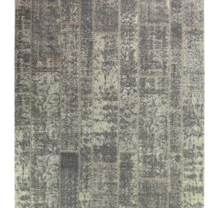 Βαμβακερό Χαλί Carlucci Vertic Anthracite
