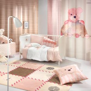 Κουρτίνα TEDDY ROSE