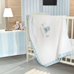 Κουβέρτα πικέ JIMMY
