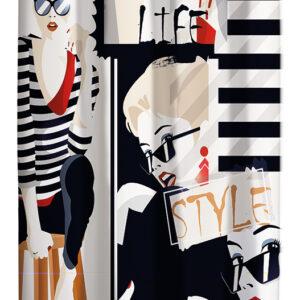 Koυρτίνα Fashion 160 x 250