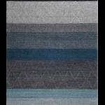 159-107.3945 -Plex_Handwoven_Grey-Yurquoise