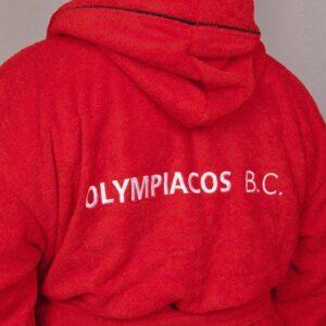 ΠΑΙΔΙΚΟ ΜΠΟΥΡΝΟΥΖΙ OLYMPIACOS BC 1925 YOUNG