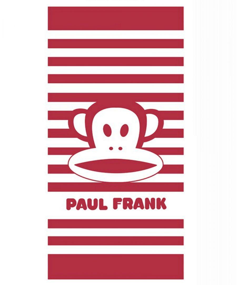 ΠΕΤΣΕΤΑ ΘΑΛAΣΣΗΣ ΒΕΛΟΥΤΕ 80×160 PAUL FRANK 14 1
