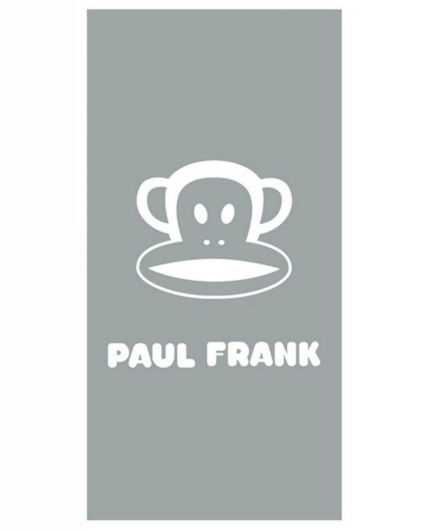 ΠΕΤΣΕΤΑ ΘΑΛAΣΣΗΣ ΒΕΛΟΥΤΕ 80×160 PAUL FRANK 15 1