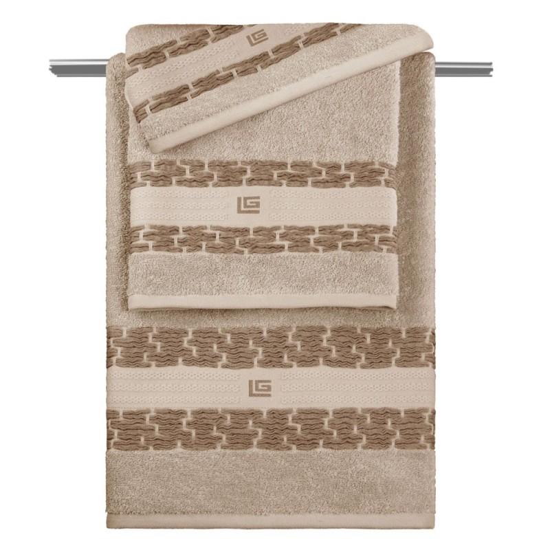 σετ-πετσέτες-3-τεμαχίων-guy-laroche-dorma-beige-αναμενεται