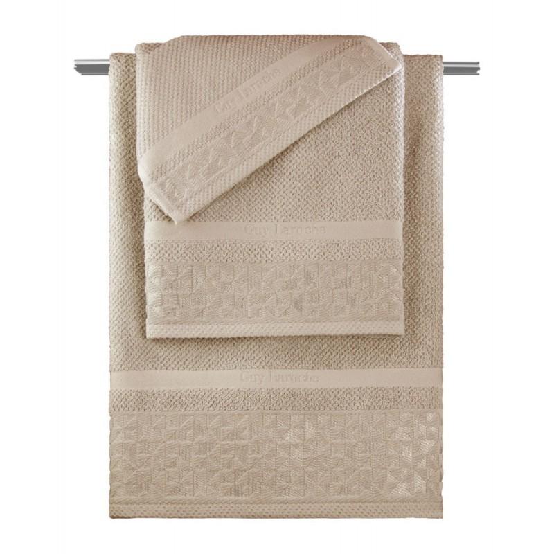 σετ-πετσέτες-3-τεμαχίων-guy-laroche-jalla-beige-αναμενεται