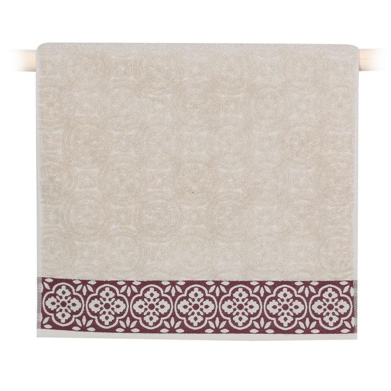πετσέτα-προσώπου-nef-nef-distinct-beige-50×90