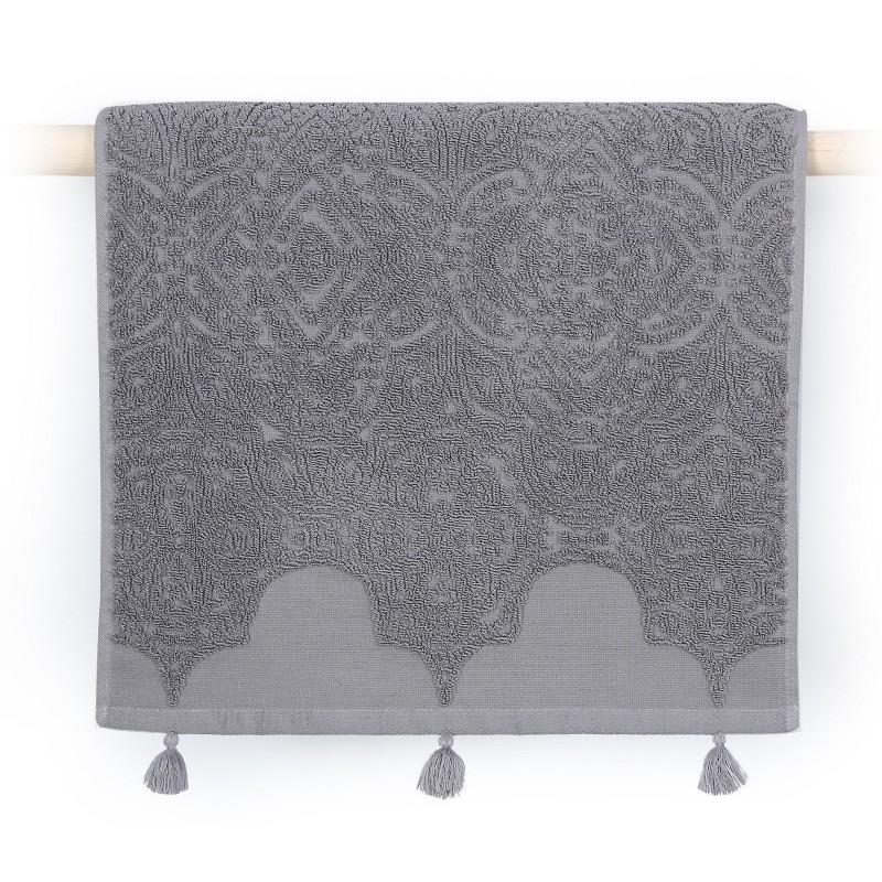 πετσέτα-χεριών-nef-nef-henna-winter-grey-30×50