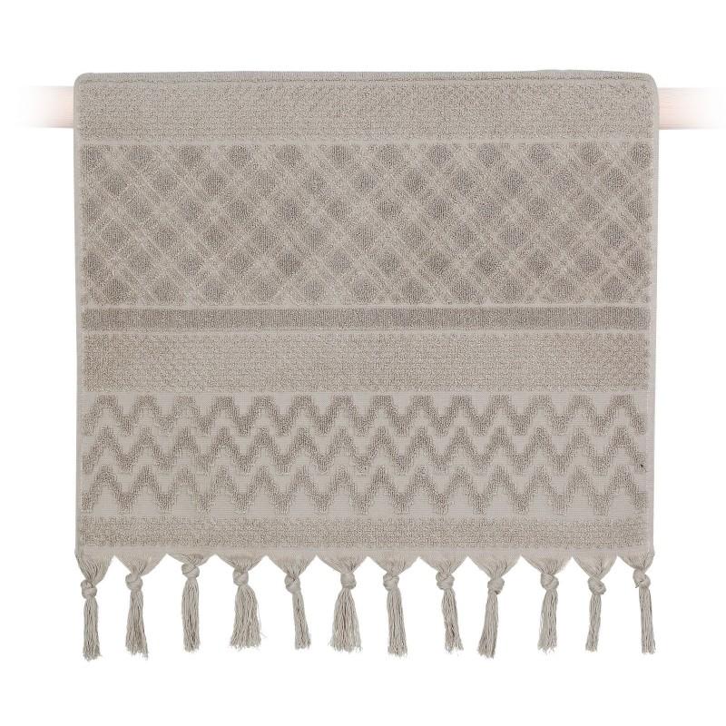 πετσέτα-χεριών-nef-nef-rania-beige-30×50