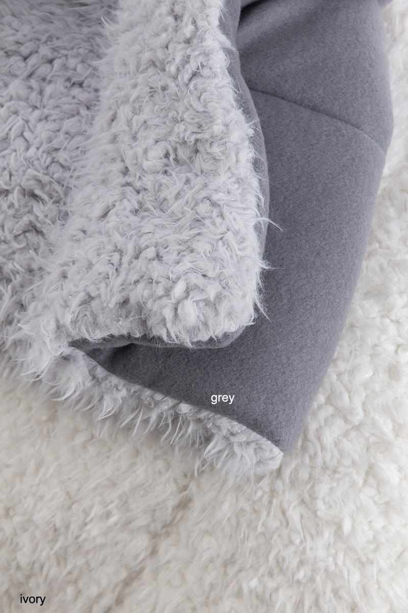smooth gray