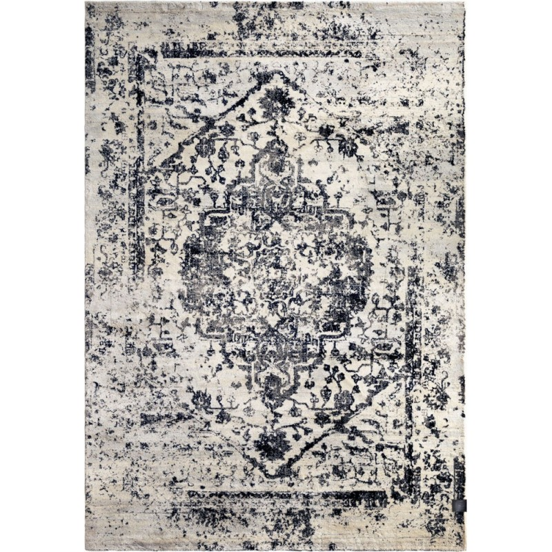 χαλί-guy-laroche-tabriz-natural-blue-black-160×230