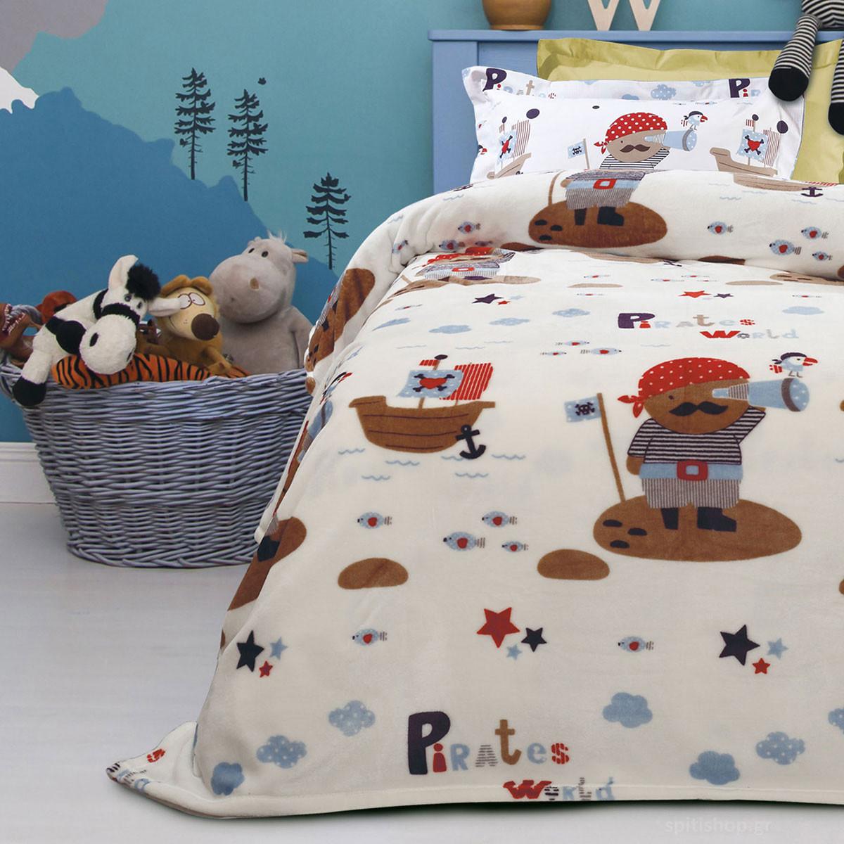 κουβέρτα-fleece-μονή-das-home-kid-prints-4653