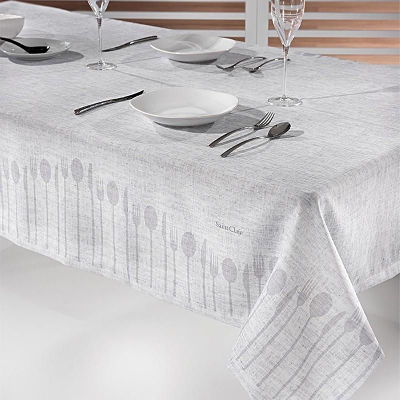 αλέκιαστο-τραπεζομάντηλο-saint-clair-1007-silver-145×145