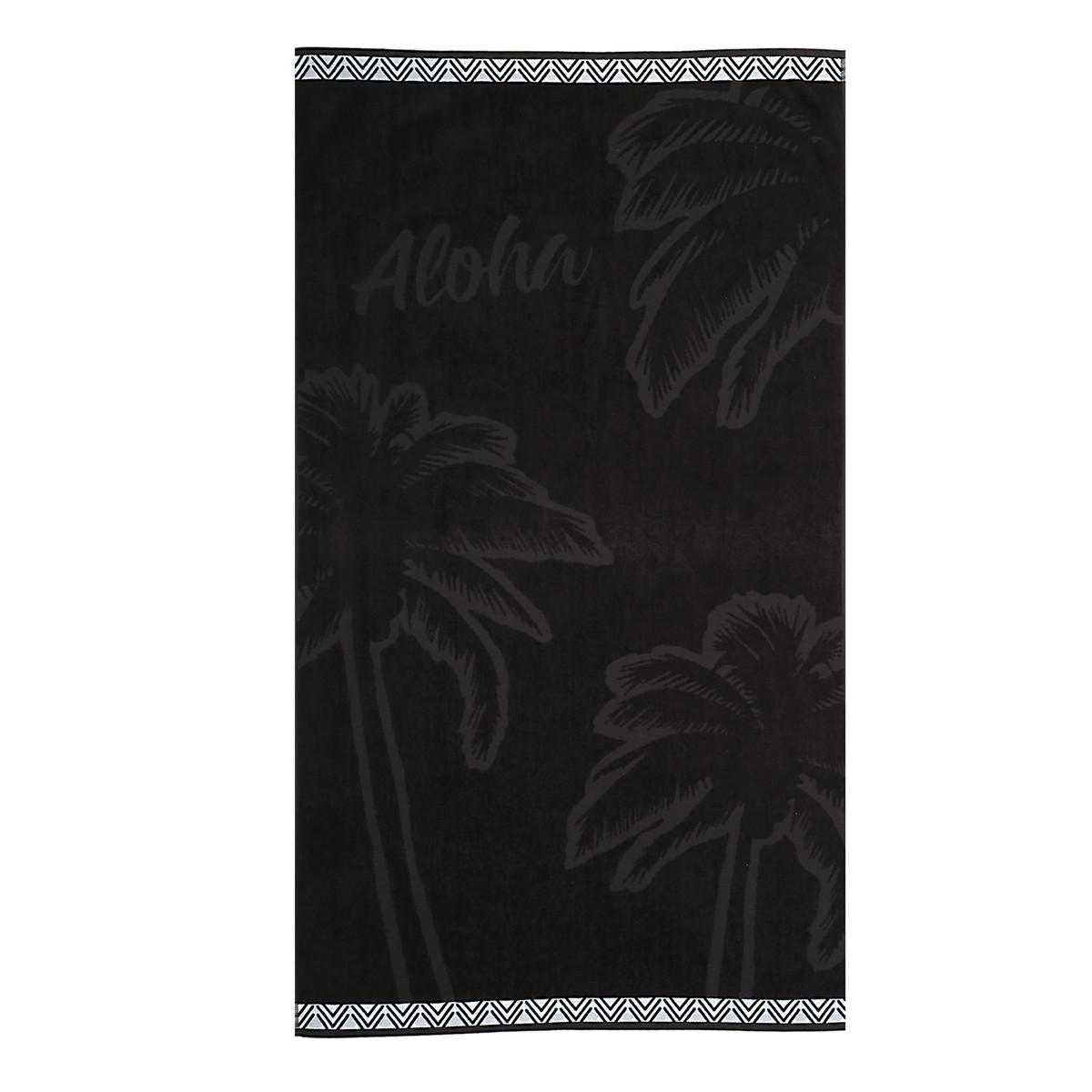 πετσέτα-θαλάσσης-nef-nef-aloha-black