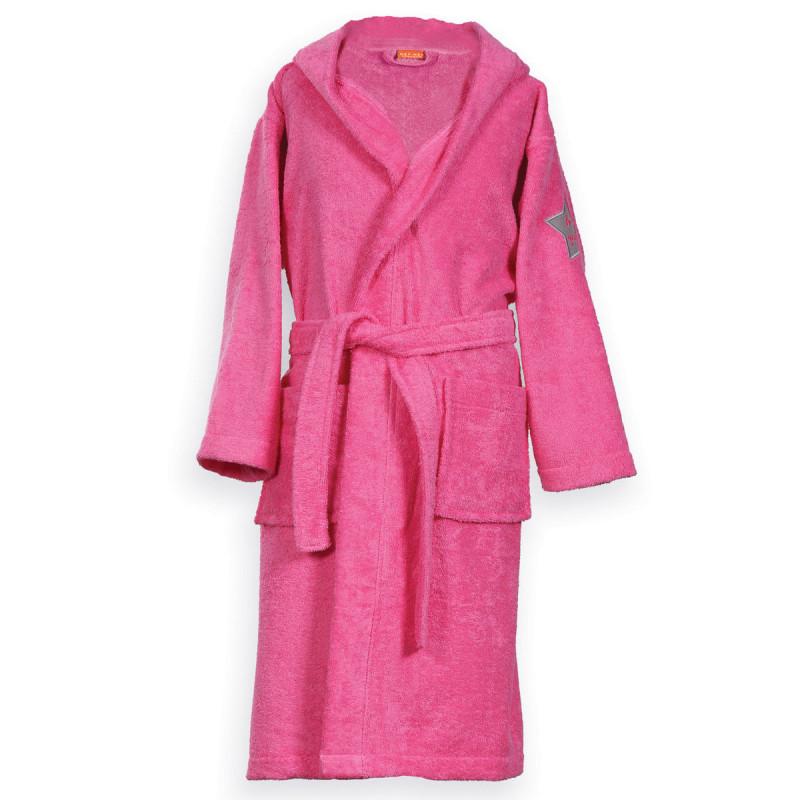 παιδικό-μπουρνούζι-nef-nef-new-junior-kids-hot-pink