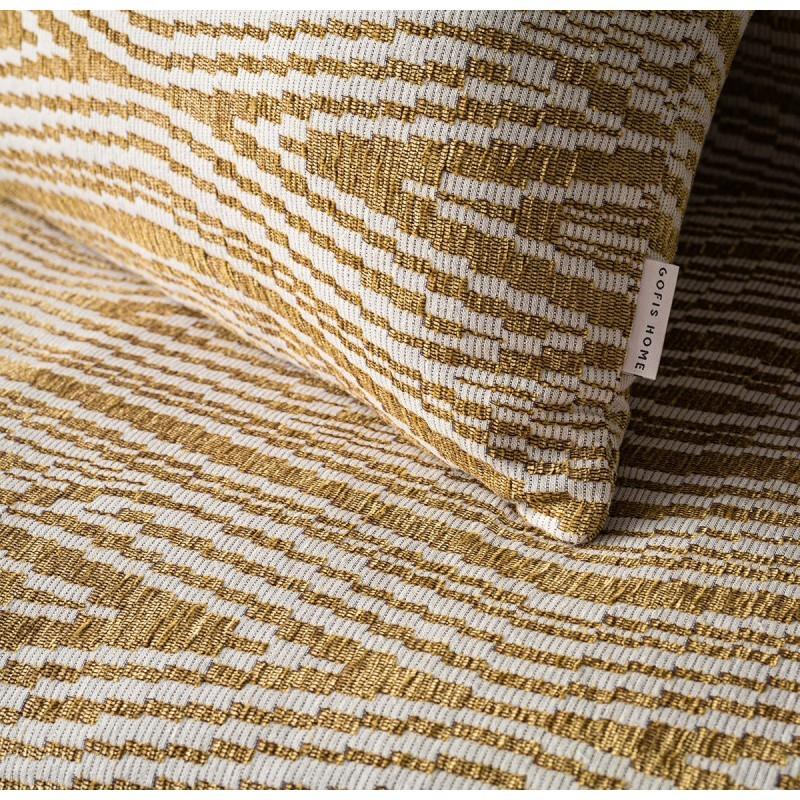 μαξιλαροθήκη-διακόσμησης-gofis-home-streamy-ώχρα-663-10-50×50