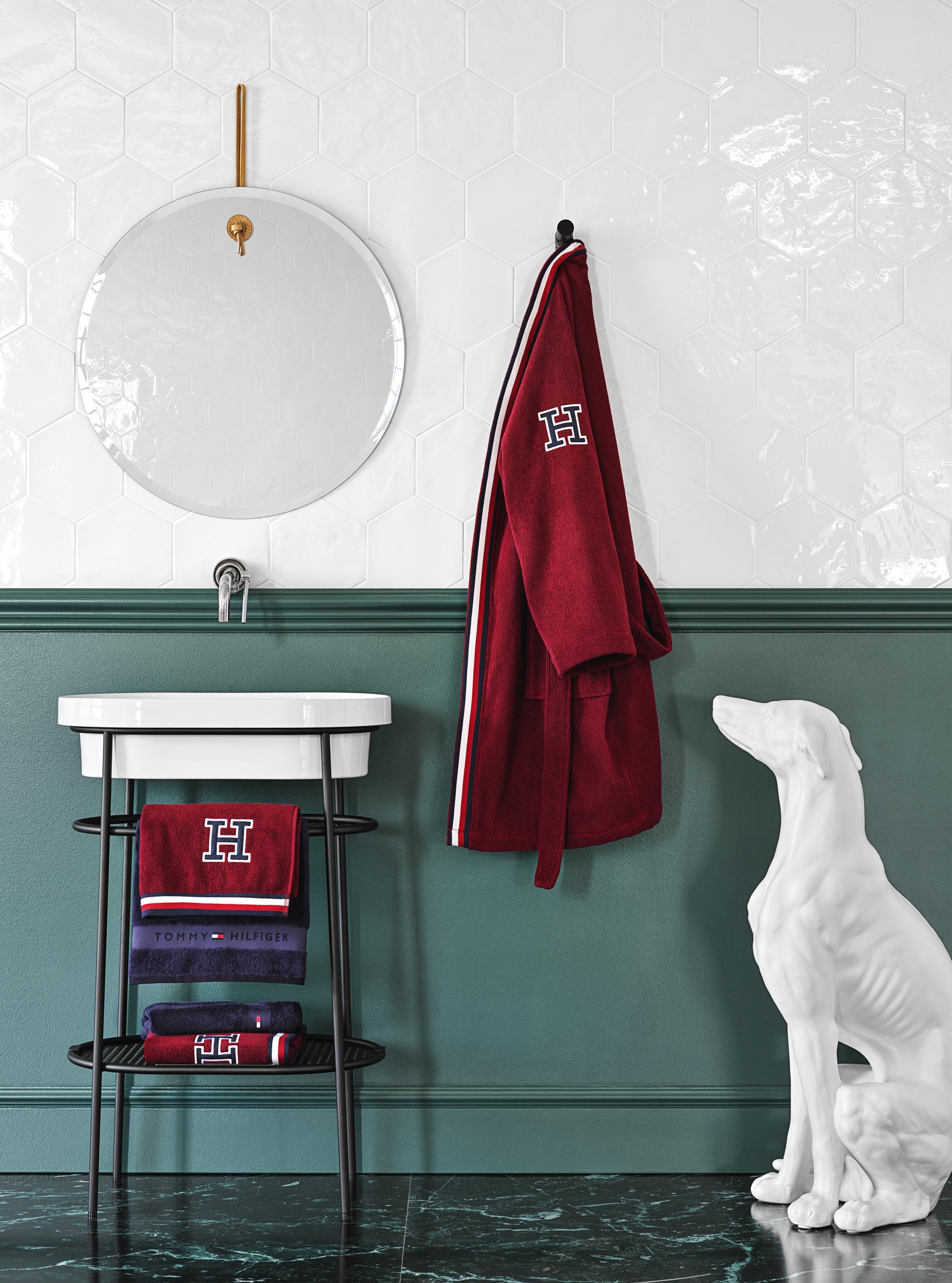 Bath linen Teddy wine foto 21