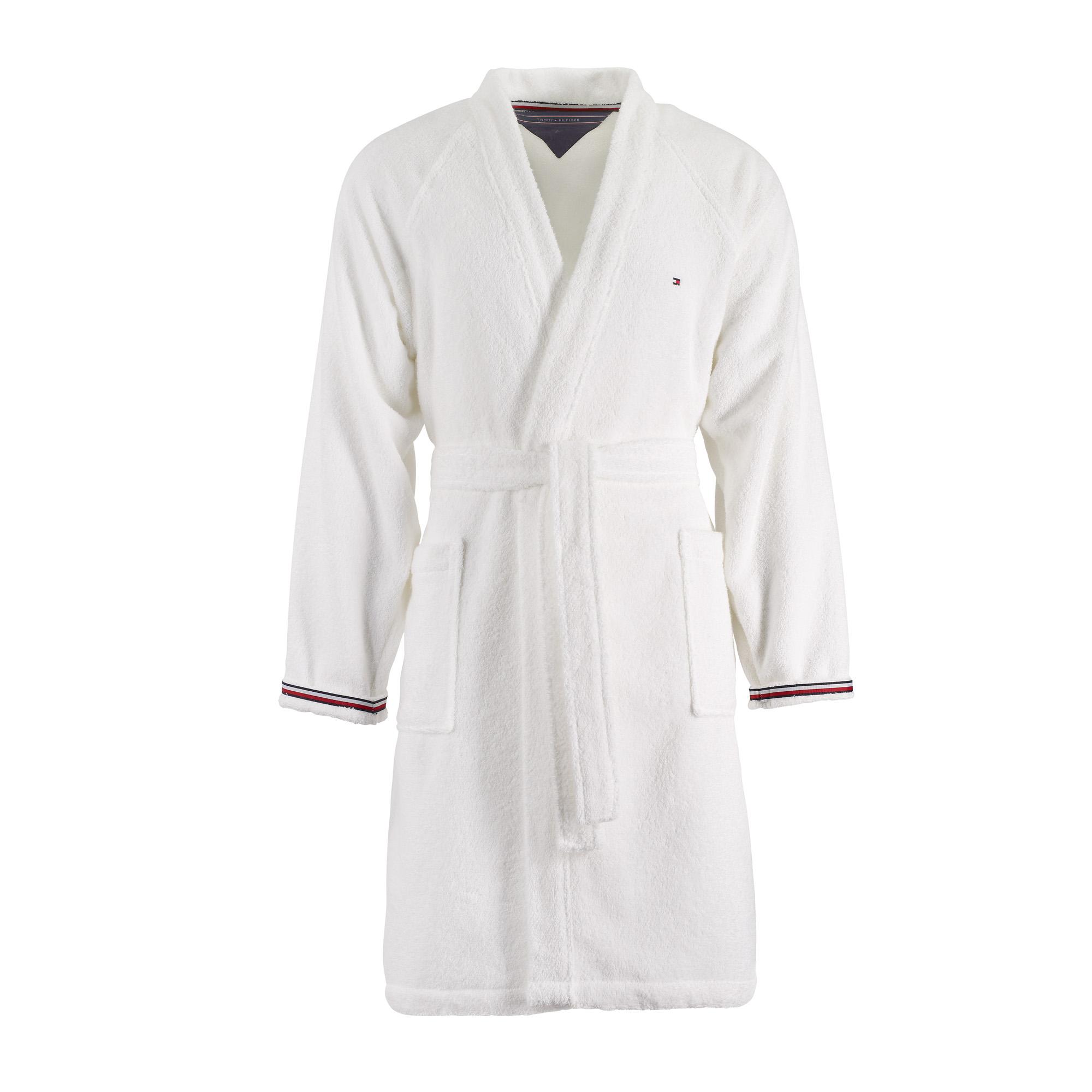 Peignoir kimono legend 3 eponge white