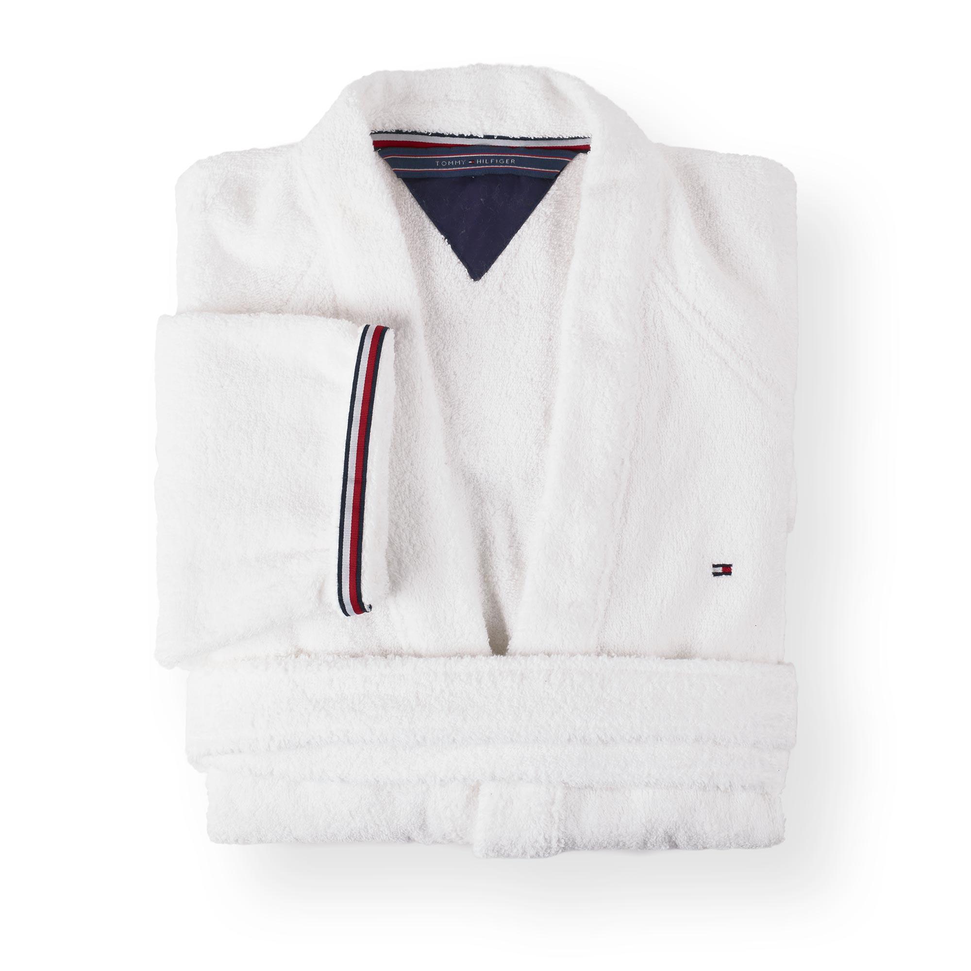 Tommy-Hilfiger-Peignoir-kimono-legend-3-eponge-white-version-plié