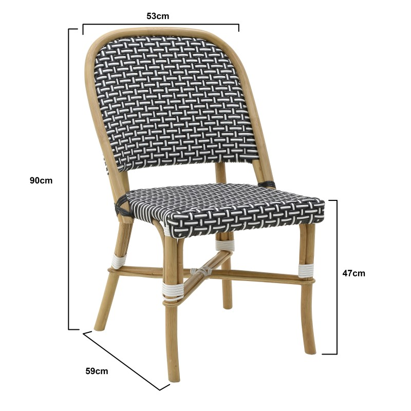 Καρέκλα Ραττάν