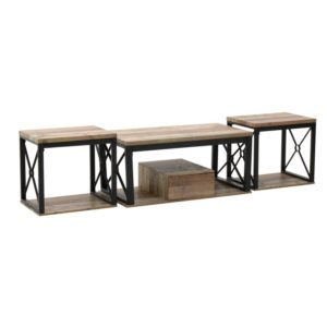 Τραπέζι Σετ Των 3